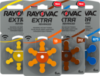 120 Rayovac Advanced Extra